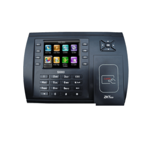 TimeVision <br /> Proximity Card Reader<br />Time & Attendance System