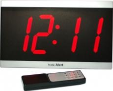 Large LED Display Clock
