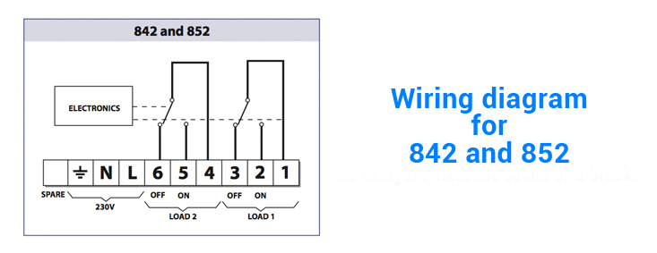 wiringdiagram danfoss 842 2 channel break tone timer danfoss programmer wiring diagram at virtualis.co