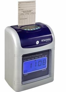 ETR-75 Electronic Clocking In Machine